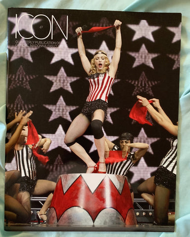Madonna - ICON Magazine Re-Invention Tour # 41