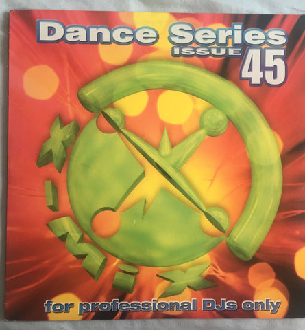 "Dance Series Issue 45 Double 12"" Vinyl DJ Mixes - Used"