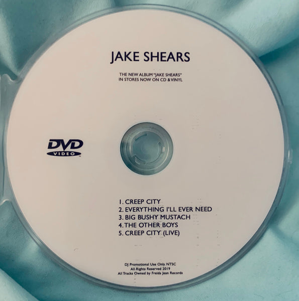 Jake Shears - Music Videos DVD (NTSC)