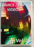 DANCE / POP Videos vol. 28 DVD (NTSC)  Music Videos