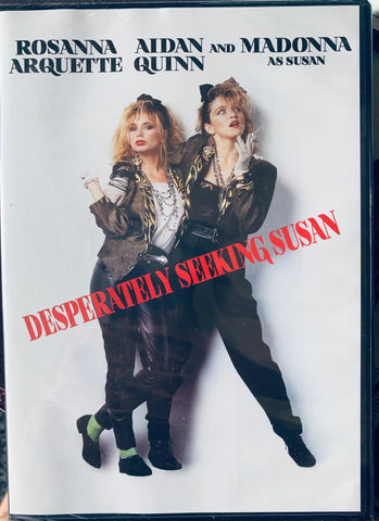 Desperately Seeking Susan DVD (NEW)  - Madonna