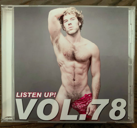 Listen Up! vol. 78 (Various Artist) DJ CD