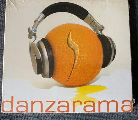 Danzarama - Mixed & Compiled by Joe Moreno - New CD
