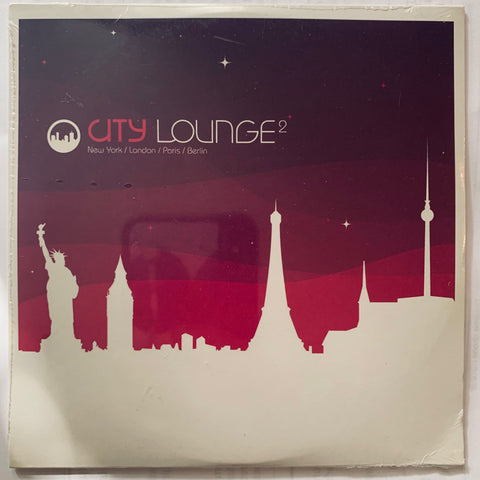 City Lounge 2 (CD sampler) New
