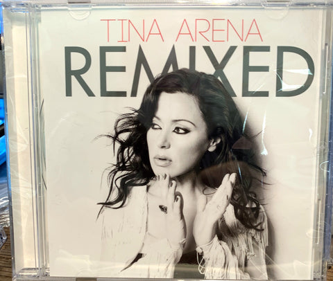 Tina Arena best of REMIXED CD