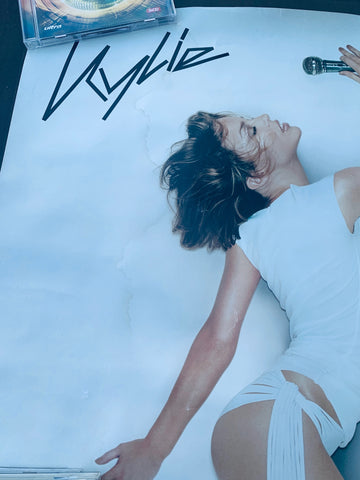 Kylie Minogue - Promotional Poster - FEVER (USA) Large