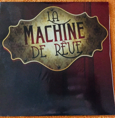 "LA MACHINE DE REVE' Ft: Donna De Lory - Open Your Heart 7"" Vinyl"