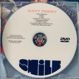 KATY PERRY - SMILE  CD + Promo DVD (music videos) New