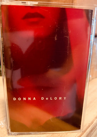 Donna  De Lory - Cassette Sampler (Original) New