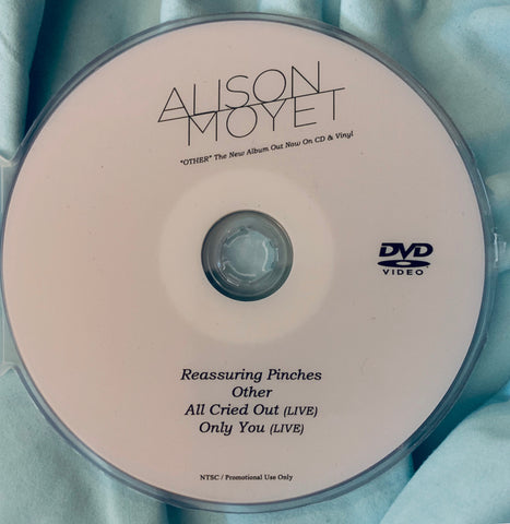 Alison Moyet - OTHER DVD promo