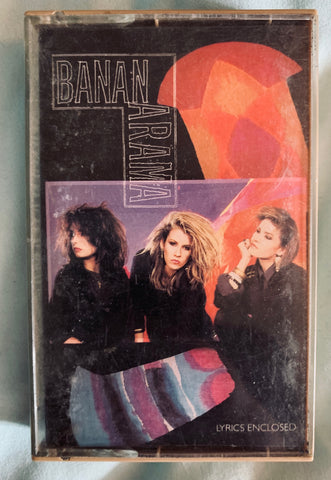 Bananarama - 1984 Self Titled Audio Cassette (Used)