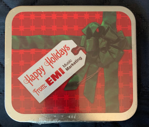 Happy Holidays from EMI (CD Promo) Tin - New