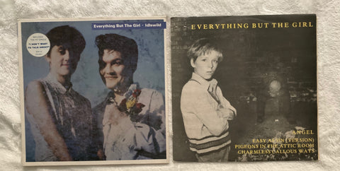 E.B.T.G.  2 LP Vinyl  Idlewild Album and EP
