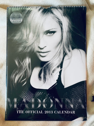 Madonna Calendar  Import 2013 Official New/sealed