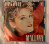 "Madonna - Dress You Up (Japan 45 record 7"")"