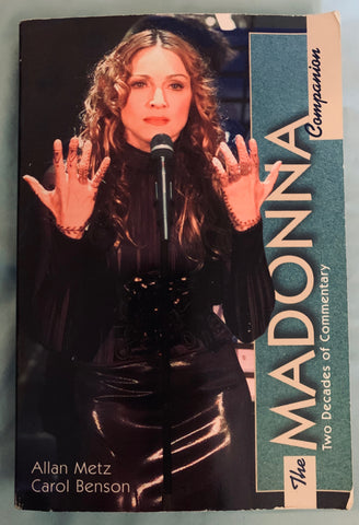 Madonna - Two Decades of Commentary  - Used