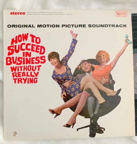Michele Lee - How to succeed in business without really Trying (Used LP Vinyl) Soundtrack