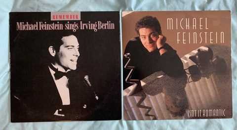 Michael Feinstein - 2 LP Vinyl (Used)