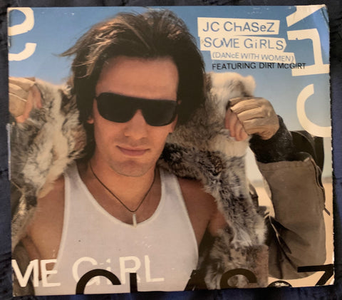 JC  Chasez - Some Girls (dance with women) PROMO 2xCD single