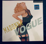 "Madonna - VOGUE (original 90s 12"" LP Vinyl) New.sealed"