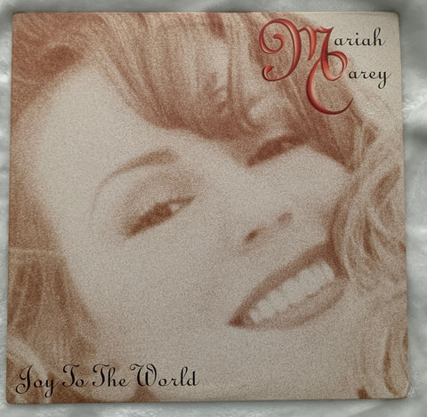 "Mariah Carey - Joy To The World (Remix 12"" LP black vinyl)"