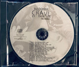 Madonna - CRAVE (Alternate cover art) Remix CD single  version 2