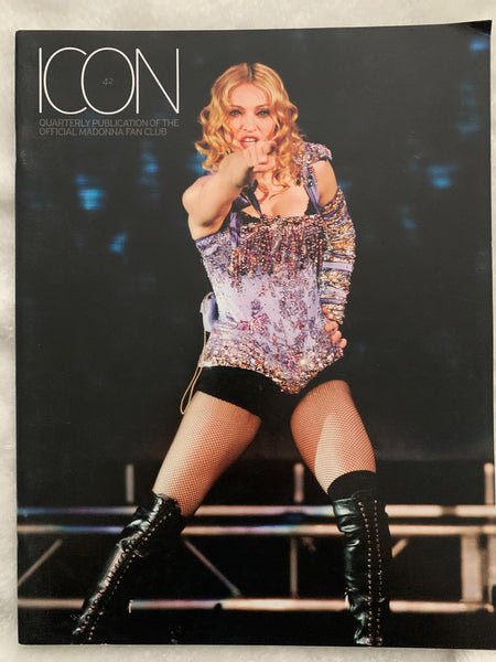 Madonna - ICON Magazine Re-Invention Tour # 42