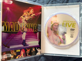 Madonna: The Virgin Tour DVD