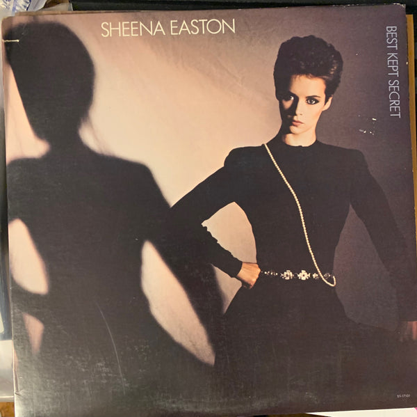 Sheena Easton - Best Kept Secret '83 LP Vinyl Used