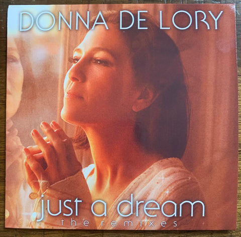 Donna De Lory - Just A Dream (Remix Collection EP) Limited Edition CD single - Autographed