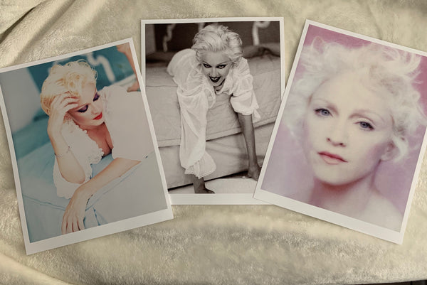 Madonna: Bedtime Stories 8x11 Glossy Prints (set 2)