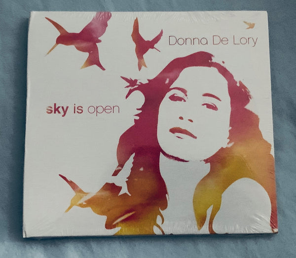 Donna De Lory - Sky Is Open (re-issue) CD - new