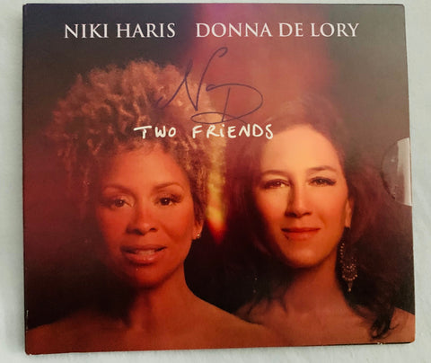 Donna De Lory & Niki Haris : Two Friends CD Limited Edition