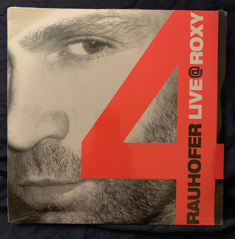 Peter Rauhofer - Live @ Roxy 2xLP Vinyl - New