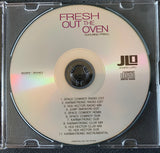 Jennifer Lopez / J.Lo Fresh Out The Oven (DJ CD single)