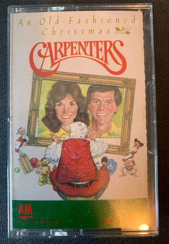 Carpenters - Old Fashioned Christmas cassette tape - used