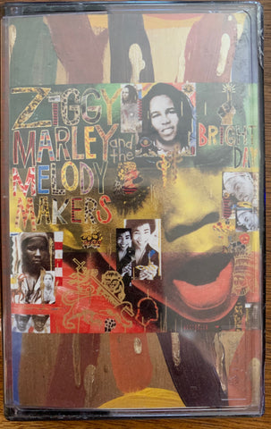 Ziggy Marley - One Bright Day (Cassette tape) used
