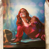 Madonna Confessions on a Dancefloor - Promotional double sided Flat / poster