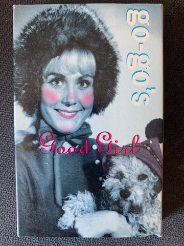 "The Go-Go's - ""GOOD GIRL"" cassette single - used"