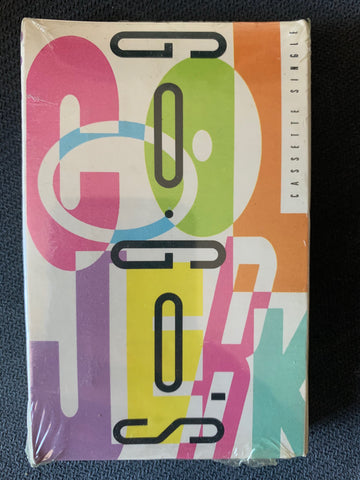 The Go-Go's  - Cool Jerk  Audio Cassette Single -NEW