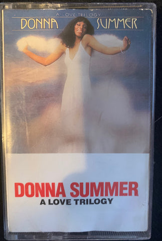 Donna Summer - A Love Trilogy  (Audio Cassette tape) used