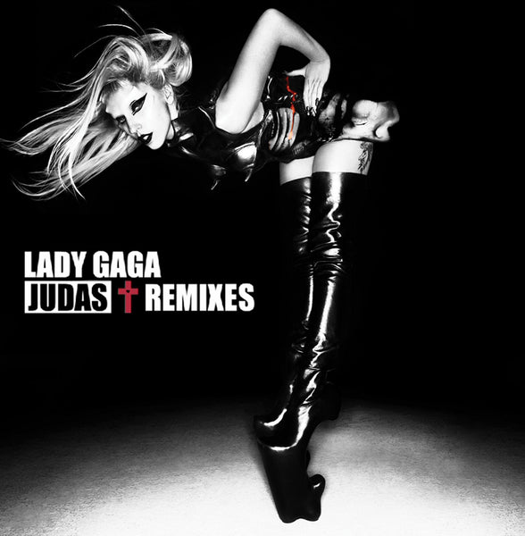 Lady GAGA Judas  (DJ CD single)