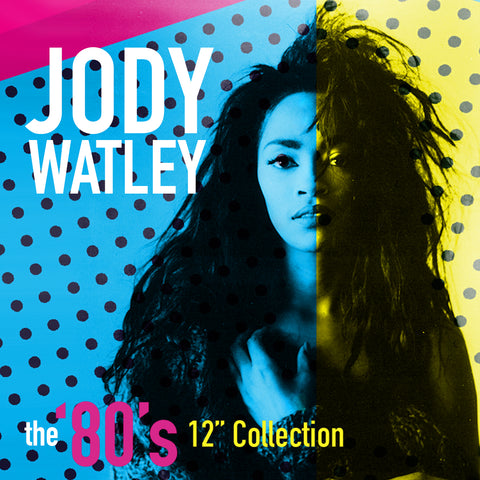 "Jody Watley - the 80's 12"" Collection CD (DJ service) SALE"