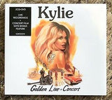 Kylie Minogue - GOLDEN Live in Concert 2CD+ DVD = New