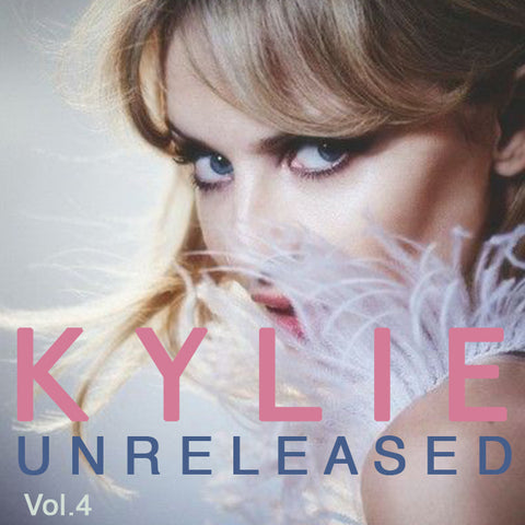 Kylie Minogue - Unreleased Collection vol. 4 CD
