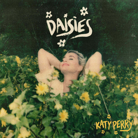 Katy Perry - 'DAISIES' Remix CD single (DJ service) -CD