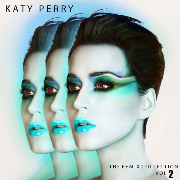KATY PERRY -  Remix Collection vol. 2 (CD)