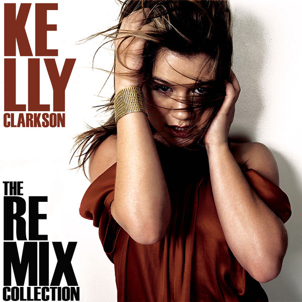 Kelly Clarkson REMIX Collection CD