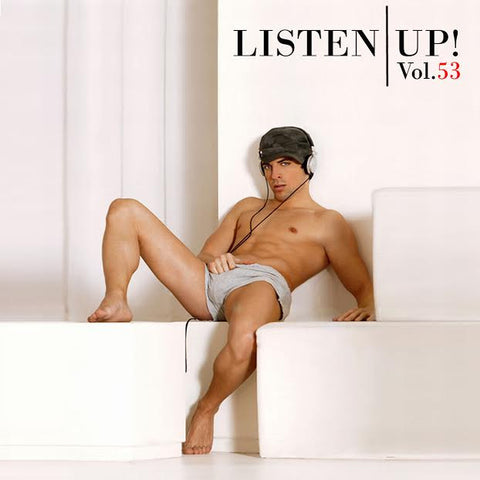 Listen Up! Vol. 53 - CD