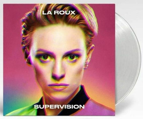 La Roux -  Supervision (Clear Vinyl)  Indie Exclusive LP
